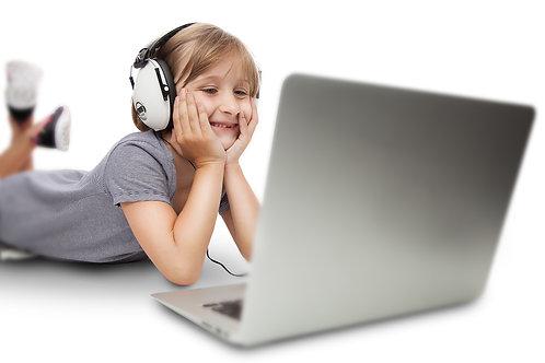 Ems for kids Audio Headphones