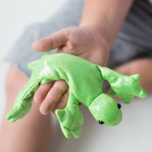Weighted Fidget Gecko