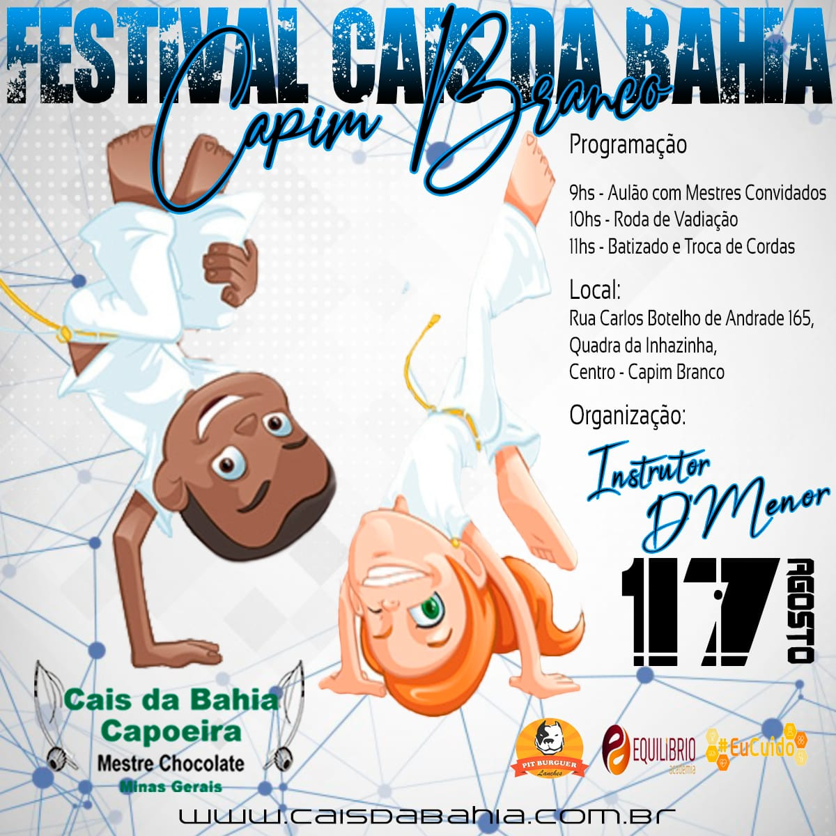 Festival Cais da Bahia 2019