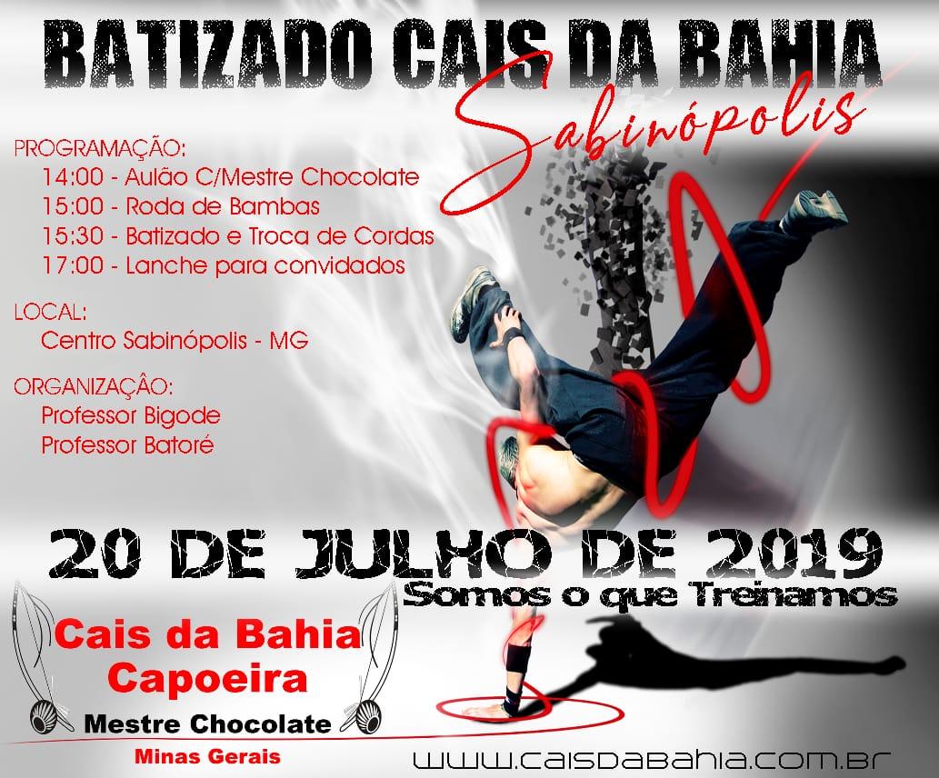 Batizado em Sabinópolis/MG