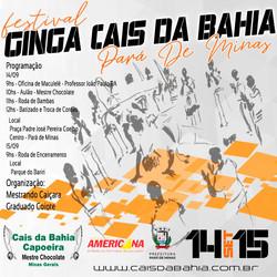 Festival Ginga Pará De Minas