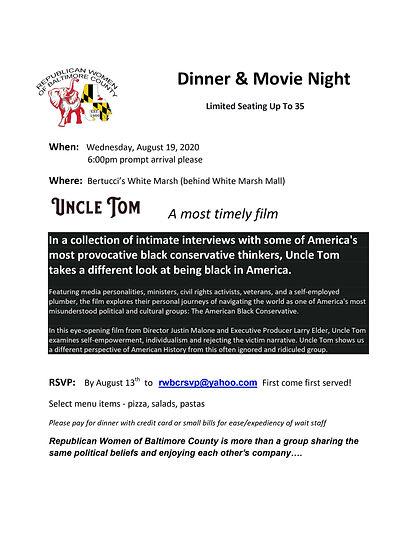 RWBC Dinner and Movie .jpg