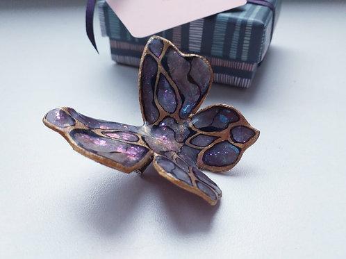 """Butterlfy brooch collection """"Summer Spirit"""""""