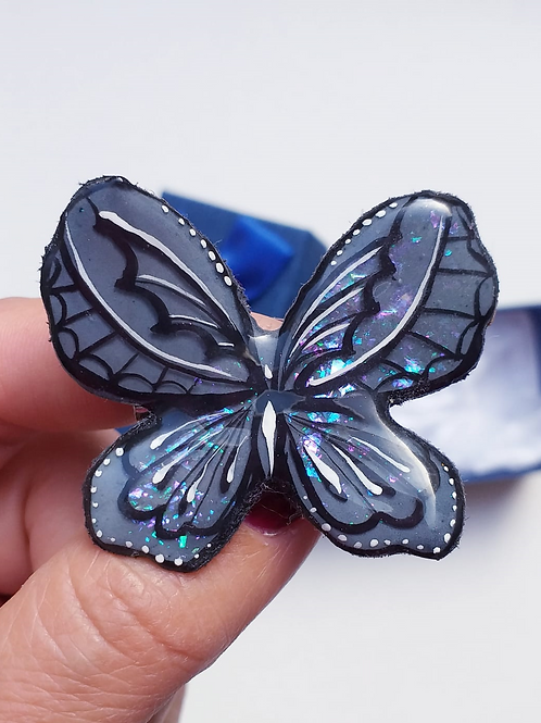 """Butterlfy brooch collection """"Dare to Fly"""""""