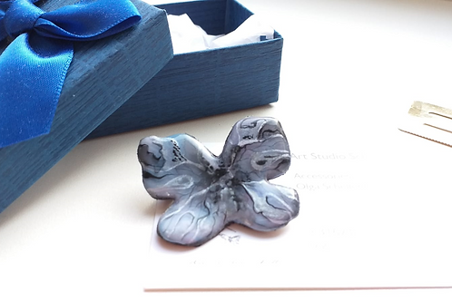 "Butterlfy brooch collection ""Dare to Fly"""