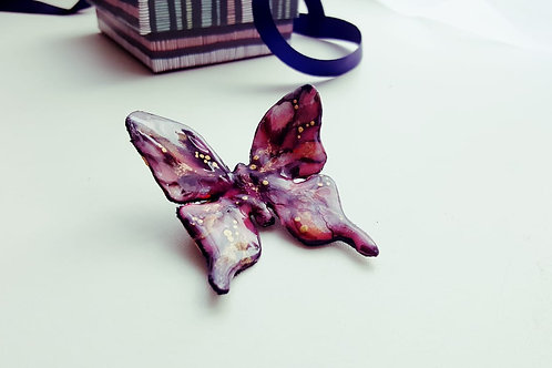 """Butterfly brooch collection """"Spring Madness"""""""