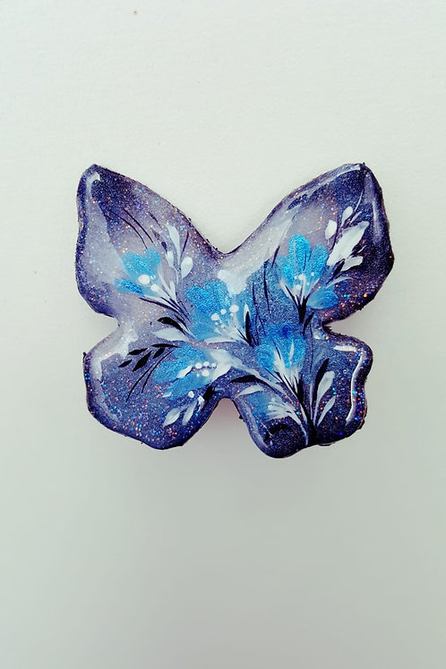 """Butterfly brooch collection """"Spring Madnes"""""""