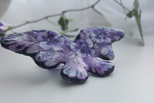 "Butterfly brooch collection ""Spring Madness"""