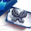 """Thumbnail: Butterlfy brooch collection """"Dare to Fly"""""""
