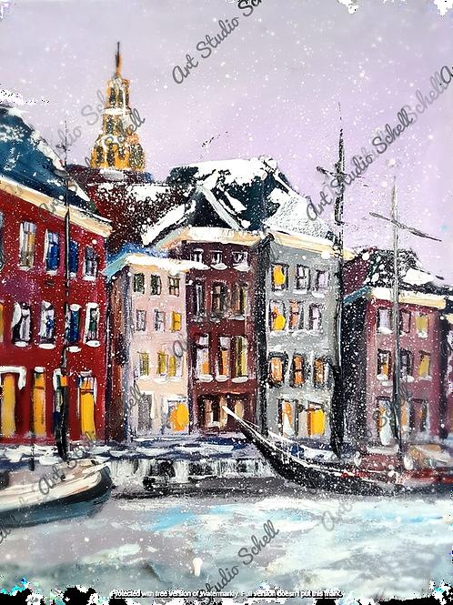 Post Card Groningen