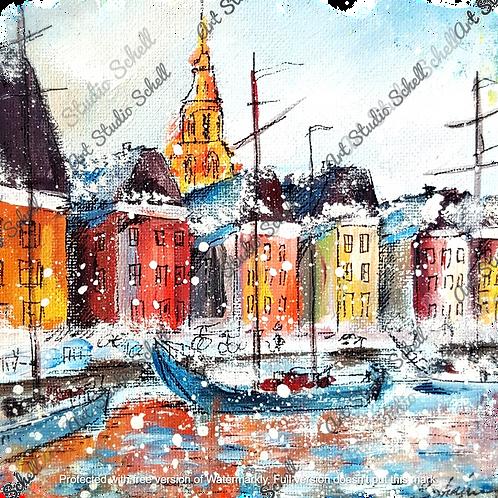 Post Card Groninen
