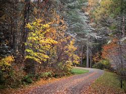 Driveway in Lake Placid