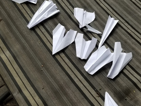 The Paper Airplane Project