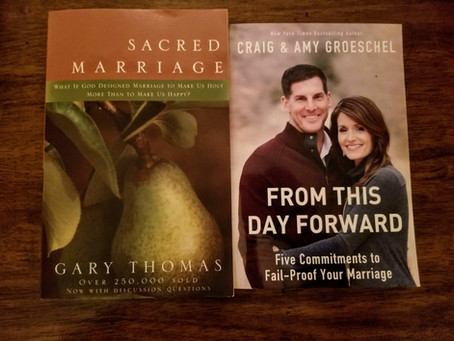 From This Day Forward: Sacred Marriage