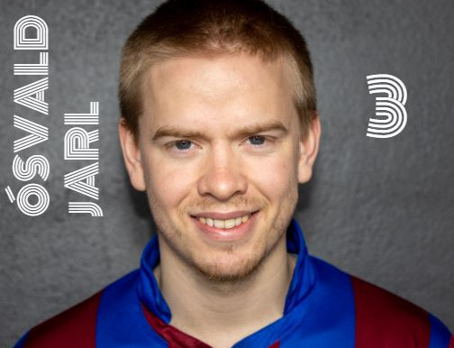 Ljónadagatal 7.des: Ósvald Jarl Traustason