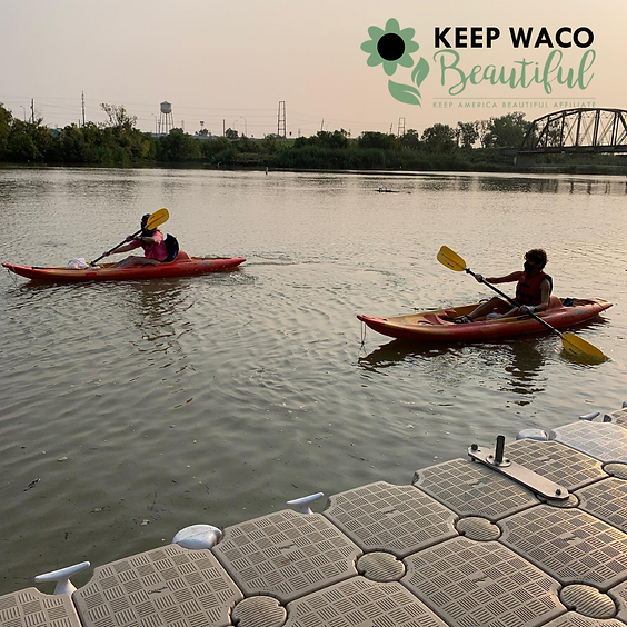 Quarterly Brazos River Cleanup