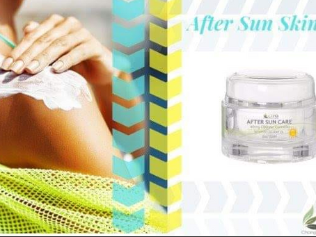 CTFO's After Sun Skin Care Cream