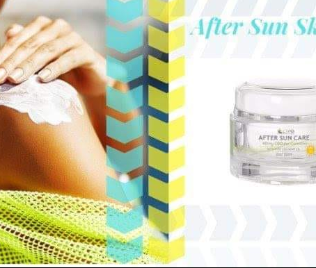 CTFO's After Sun Skin Care Cream