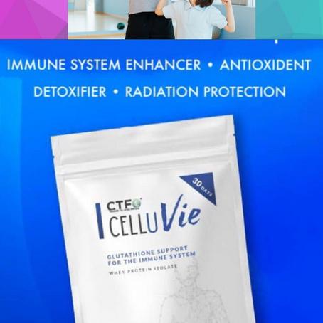 CelluVie - A Glutathione Precursor*