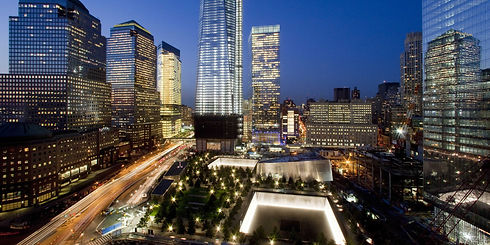 She-Fah hotel is not far from 9/11 memorial