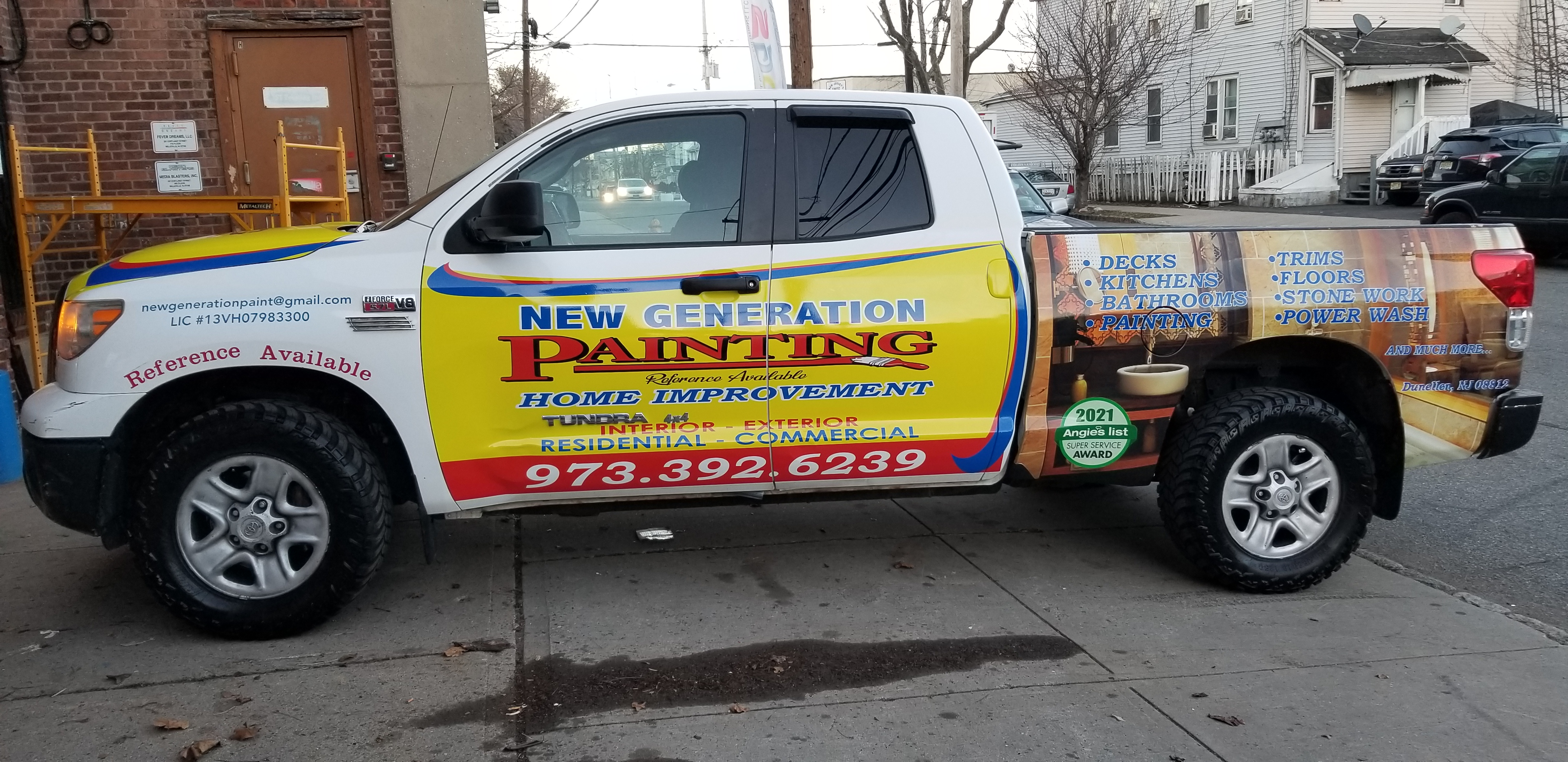 NEW GENERATION PAINT