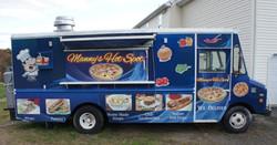 Manny hot spot truck