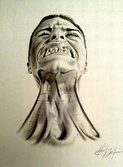 Anger Strain (Signed, unframed)