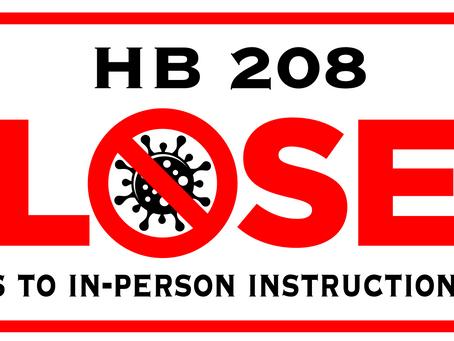 URGENT: Stop School Closures in 2022