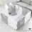 Thumbnail: iFam RUUN Shell 2-fold Playmat Mint/Grey  灰綠遊戲地墊 131x131cm