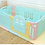 Thumbnail: iFam Marshmallow Baby Room  Extension 棉花糖圍欄廷申板 90.5x64.5cm