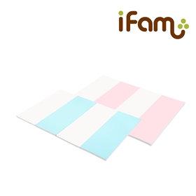 iFam RUUN Like U Playmat (L) Mint/Pink 粉紅 綠遊戲地墊 (大)213x141x4cm