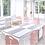 Thumbnail: iFam Shell Baby Room Pink ( L) 貝殻圍欄 粉紅 (大) 198x133x60cm