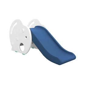 iFam Slide Blue 小滑梯 藍 116x42x56cm