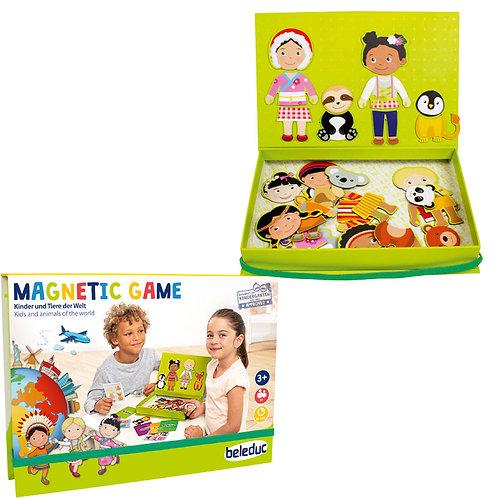 Beleduc Magnet Game