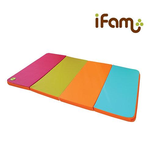 IFAM Playmat - Burgundy