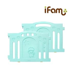 iFam Marshmallow Baby Room  Extension 棉花糖圍欄廷申板 90.5x64.5cm
