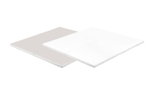 iFam RUUN Birch Playmat (S) Brown/White 啡白遊戲地墊 (S) 140x140x4cm