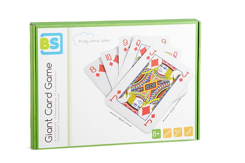 BS Toys Giant Card Game