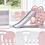 Thumbnail: iFam Shell Baby Room Pink(S)貝殻圍欄 粉紅(小)133x133x60cm