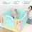Thumbnail: iFam Marshmallow Mint Baby Room  棉花糖圍欄 125x125x64.5cm