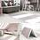 Thumbnail: iFam RUUN Shell Playmat (L) Mint/Grey 灰綠遊戲地墊 (大)237x141x4cm