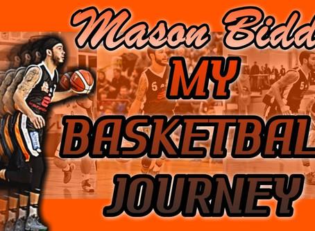 Mason Biddle | My Basketball Journey Interview | February 23rd, 2018