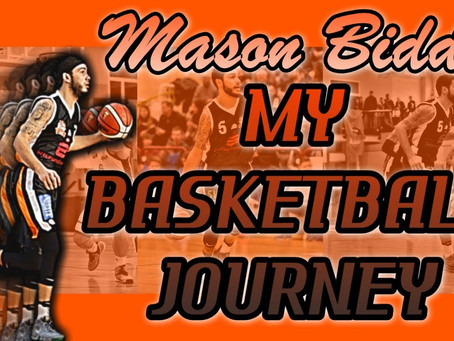 Mason Biddle | My Basketball Journey Interview | February 23rd, 2018