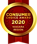 2020 Consumer Choice Award For Niagara Region