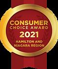2021 consumer choice award