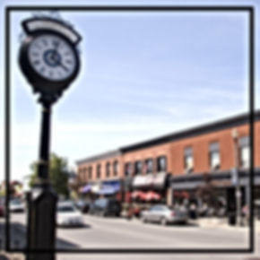Photo of Downtown Grimsby | Paradisus Window Cleaning