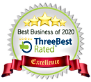 2020 threebest rated award