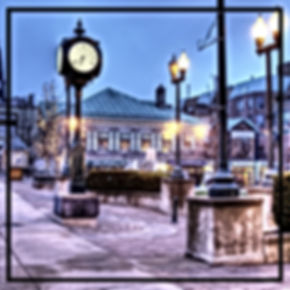 Photo of Oakville Town Square | Paradisus Window Cleaning