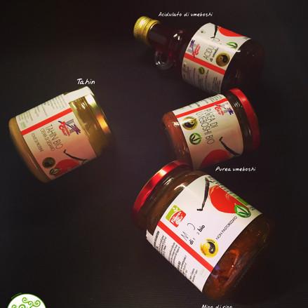 TAHIN - La crema di sesamo ed i condimenti macrobiotici