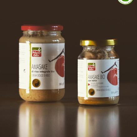 AMASAKE - la magia di una dolce fermentazione.